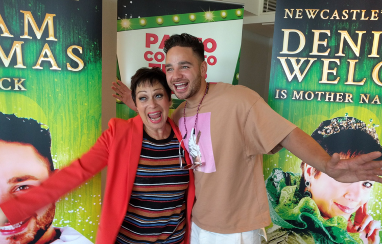 Adam Thomas' pantomime cancelled after stars walk out
