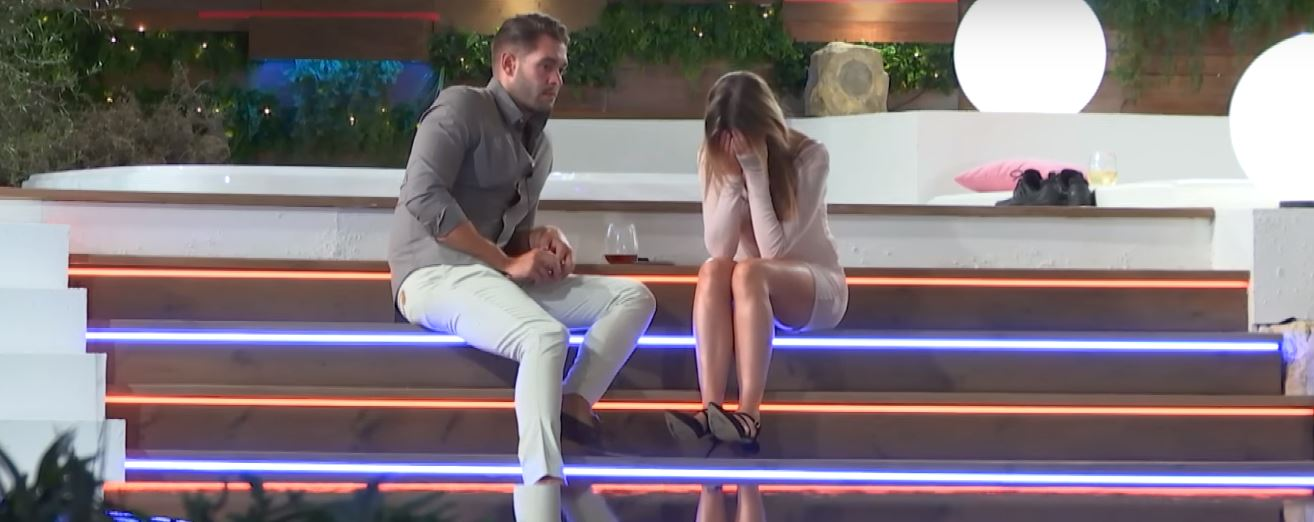Love Island: Camilla Thurlow and Jonny could face eviction TONIGHT