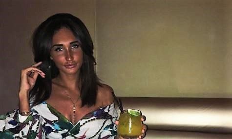 TOWIE star Megan McKenna forced to deny she's pregnant