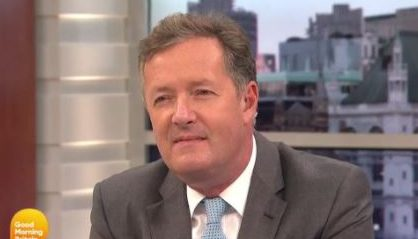 Piers Morgan says he would do Strictly Come Dancing - with one condition