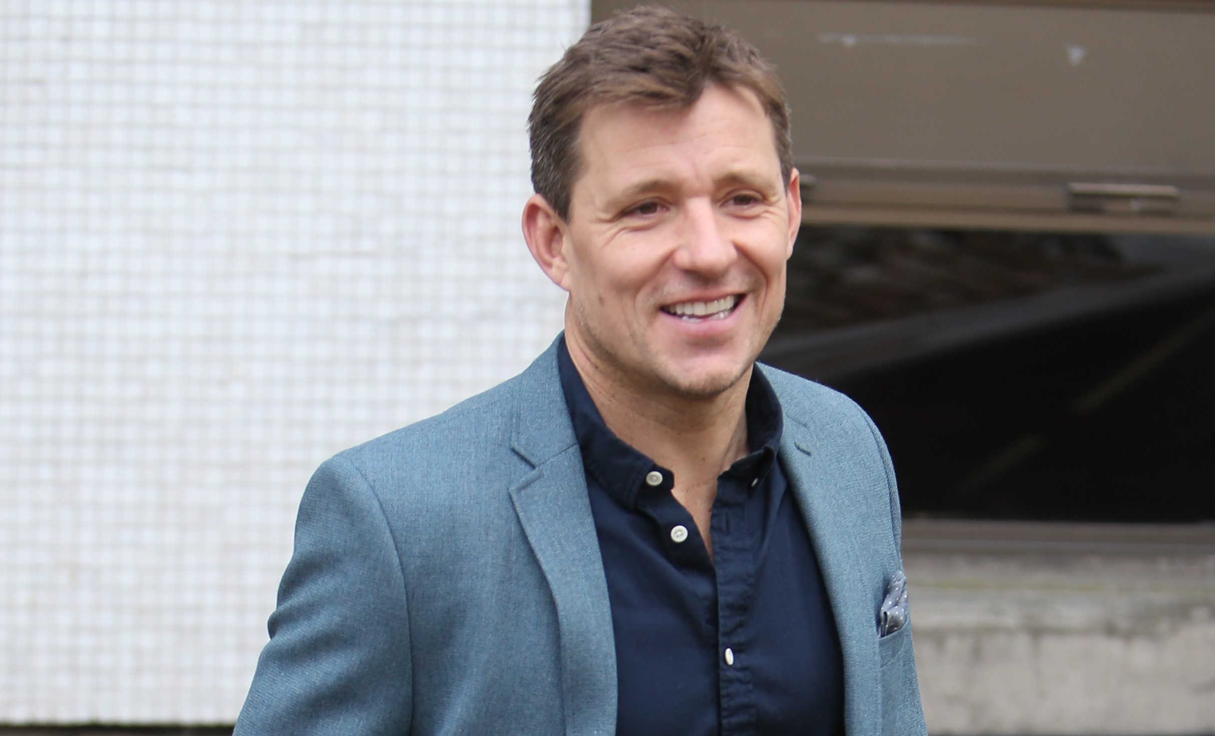 Ben Shephard shares adorable pics of his sons on holiday