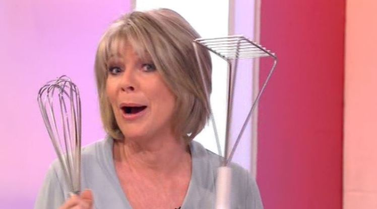 Ruth Langsford has fans drooling over new Strictly eating plan