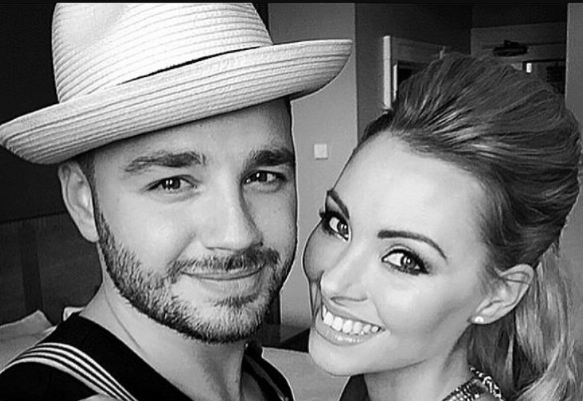 Fans gush as Adam Thomas shares sweet dedication to his wife-to-be ahead of wedding
