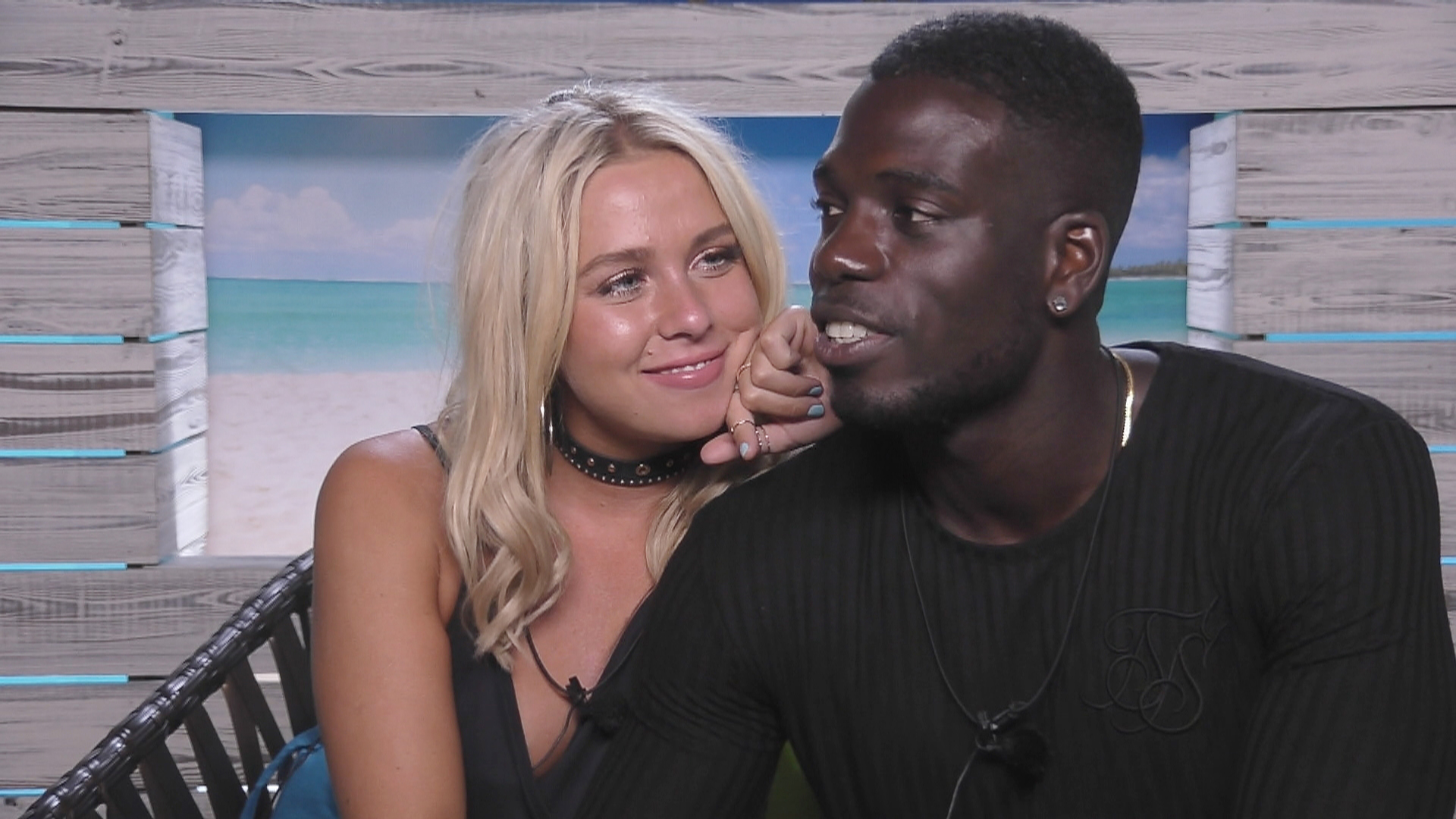 LOVE ISLAND: Gabby and Marcel attacked by racist trolls