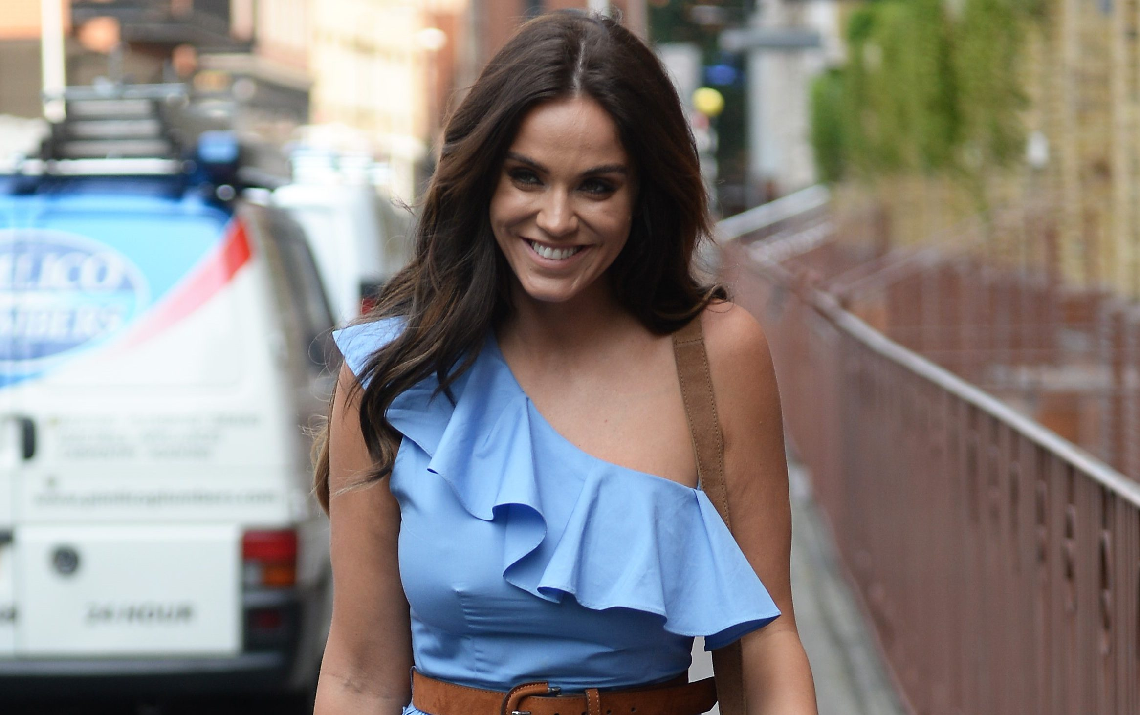 Vicky Pattison chooses two celebrity bridesmaids