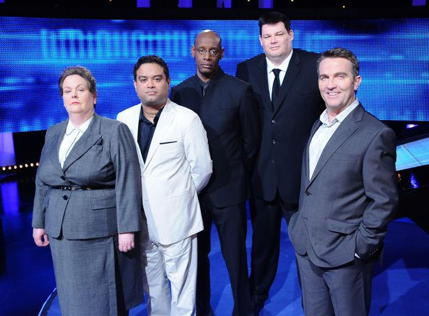 Cheek! The Chase star insults show's audience in no-holds-barred interview