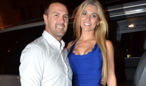 Christine and Paddy McGuinness join forces for charity ball in honour of their twins