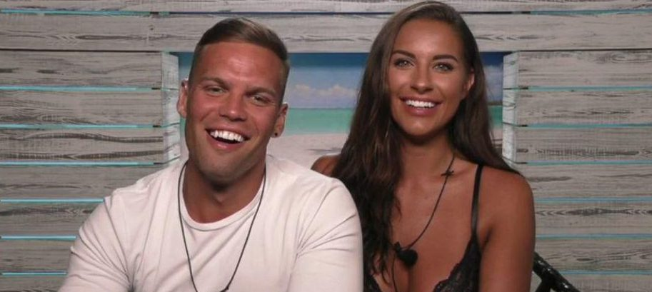 Love Island's Jess Shears and Dom Levers pictured together for first time since leaving villa