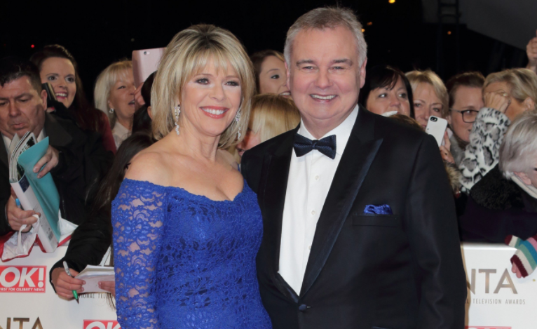 Eamonn Holmes has a message for Ruth Langsford's new Strictly Come Dancing partner