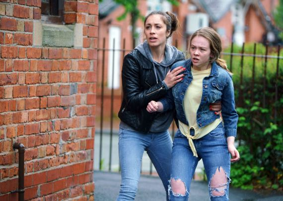 Corrie Spoiler: Is underage victim Lara going to help Bethany Platt get justice?