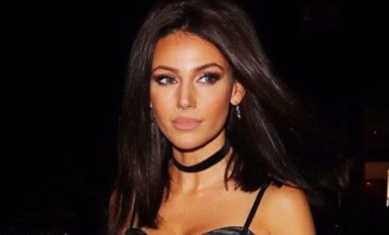 "Michelle Keegan hits out at ""sexist"" Our Girl fans"
