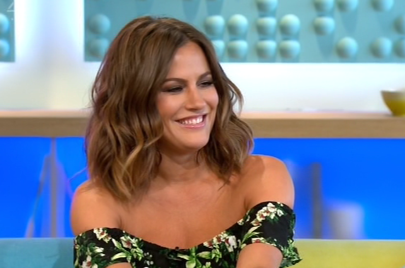 Love Island's Mike Thalassitis drops huge hint he's dating Caroline Flack