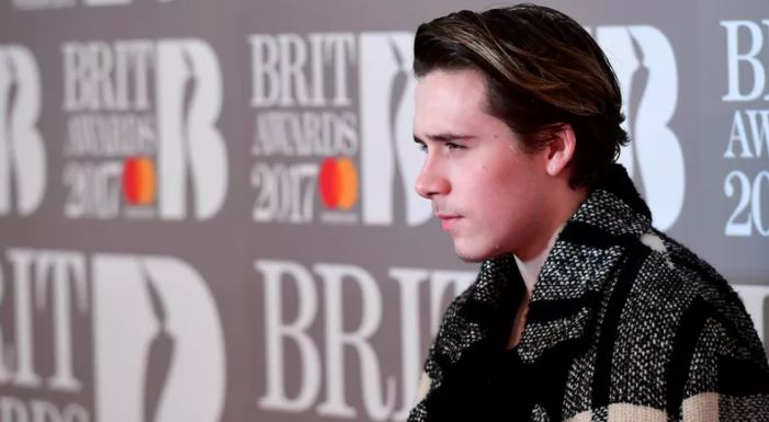 Lost direction? Brooklyn Beckham debuts new tattoo