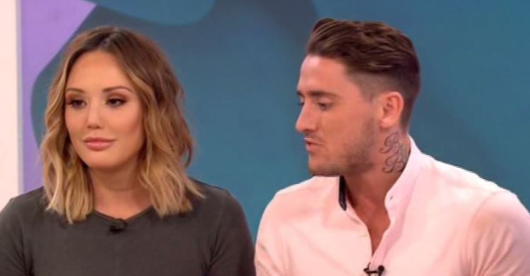Stephen Bear dumps Charlotte Crosby over Jeremy McConnell