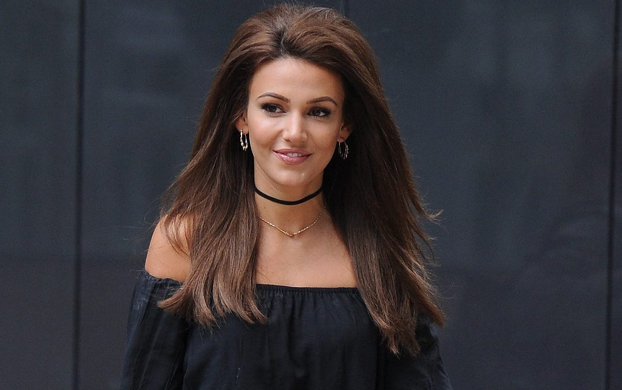 Michelle Keegan reveals sneak peek of her Very Christmas collection