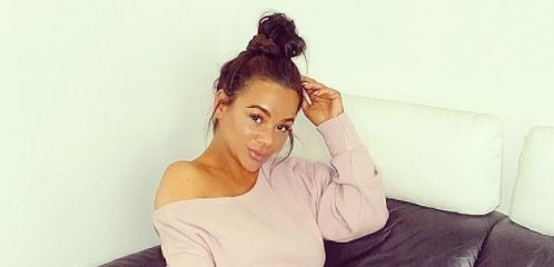 Hollyoaks star Chelsee Healey shares picture of her cuddling her gorgeous newborn