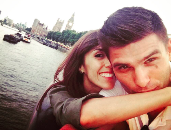 Strictly Come Dancing S Janette And Aljaz Get Married At Star