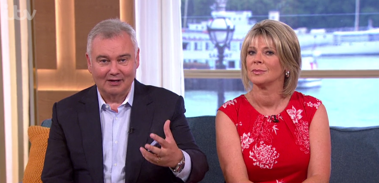 This Morning share hilariously embarrassing throwback picture of Eamonn Holmes