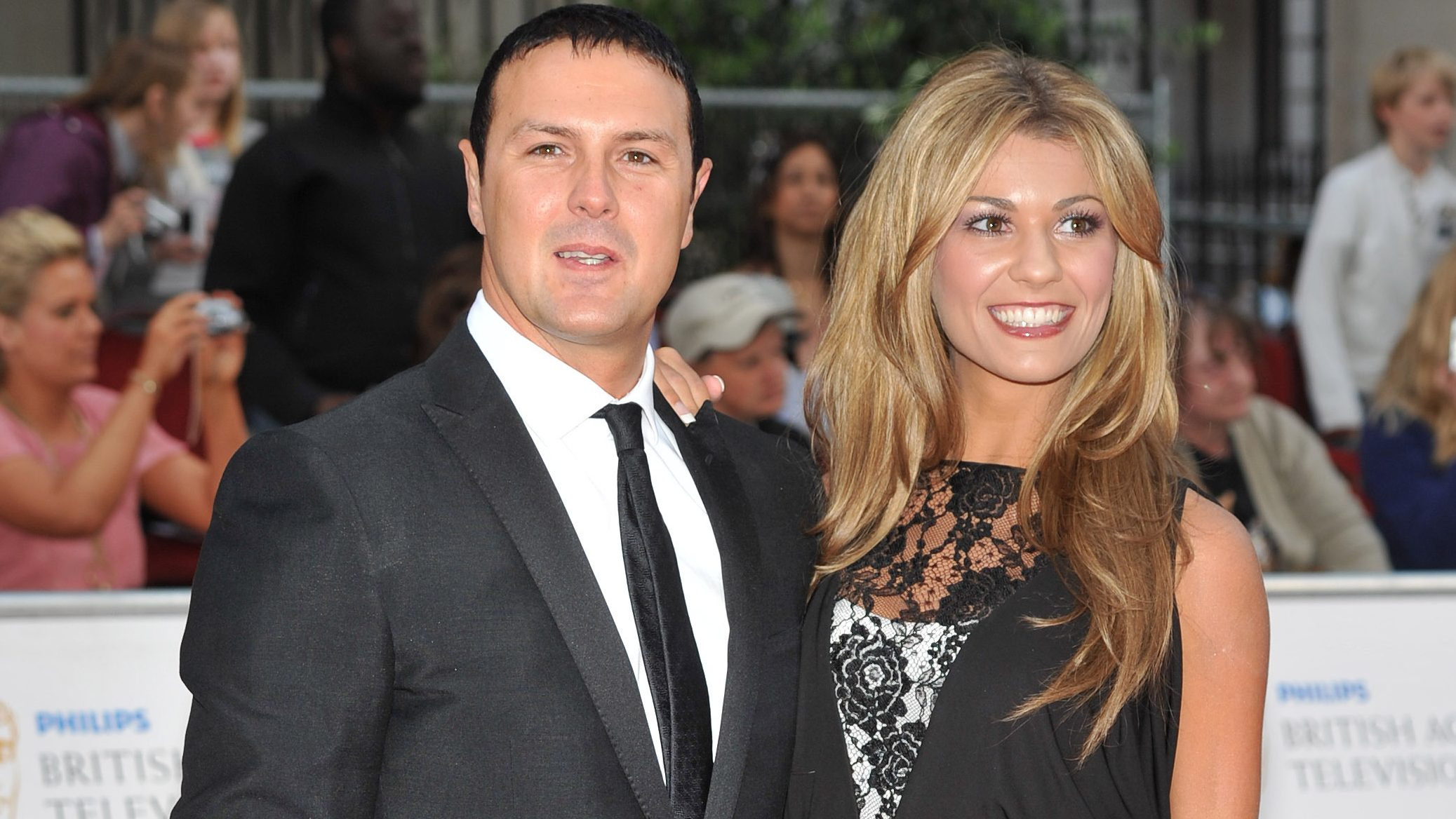 "Christine McGuinness says she and husband Paddy ""have been through a lot"""