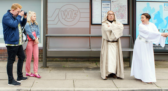 Coronation Street SPOILER: The force is strong in Norris and Mary's new 'romance'!