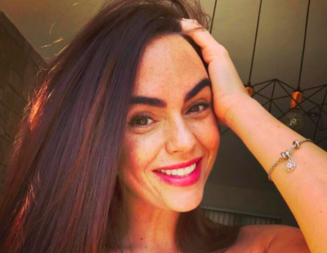 New mum Jennifer Metcalfe pokes fun at her Sexiest Female nomination in Instagram snap
