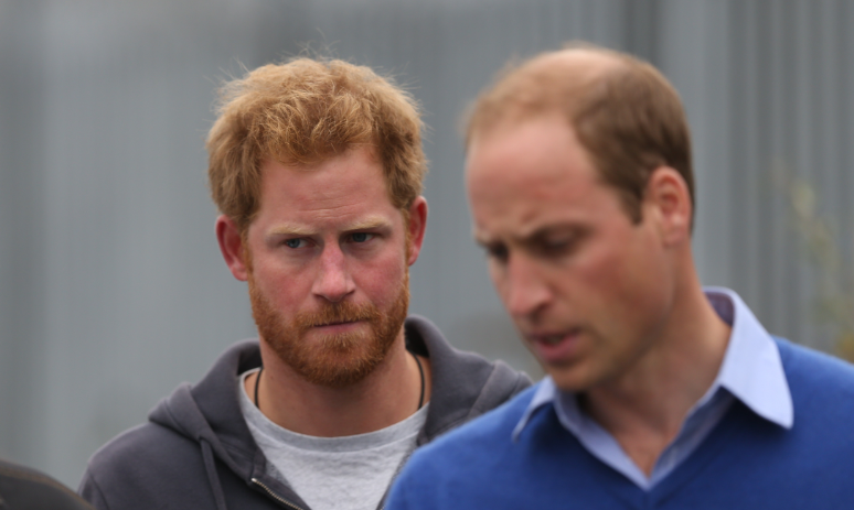 Princes Harry and William reveal big regret about the last time they spoke to their mum