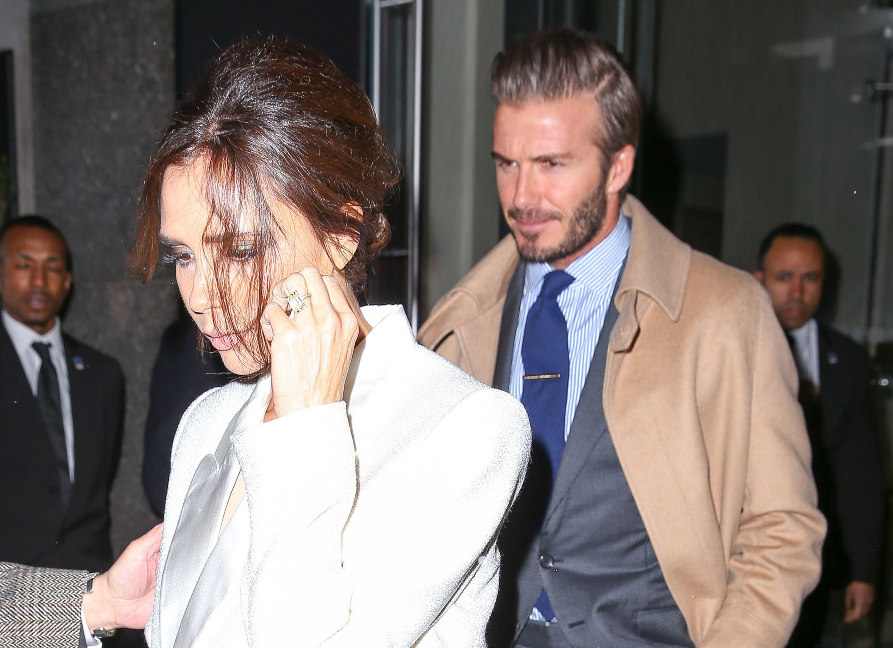 """""""Bored"""" David Beckham's big nights out causing rift with Victoria, reports claim"""