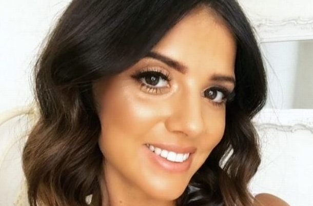 Lucy Mecklenburgh reveals birthday treats