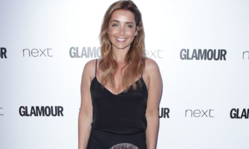 Louise Redknapp hits the red carpet amid split rumours, but is she hinting her marriage isn't over yet?