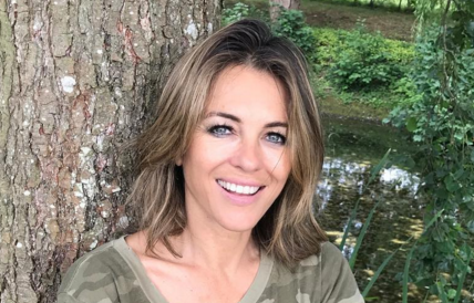 New pic of Liz Hurley in her swimwear will ruin your day
