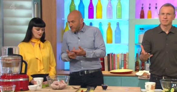 Sunday Brunch hit by yet another on-air snag