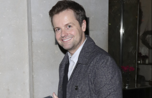 Dec Donnelly shares sweetest photo to celebrate second wedding anniversary