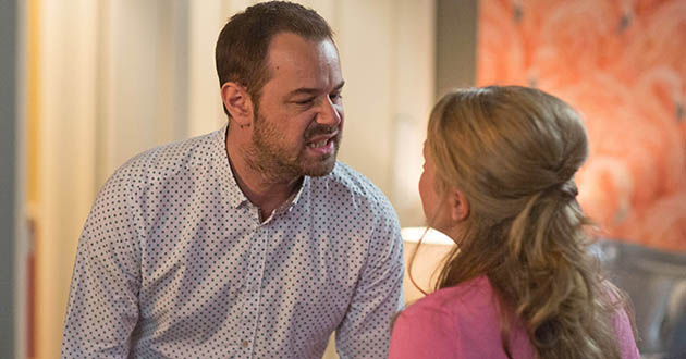 Danny Dyer hints that he could be leaving EastEnders