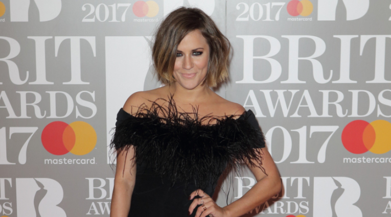 Caroline Flack addresses rumours she's dating Love Island star Mike Thalassitis