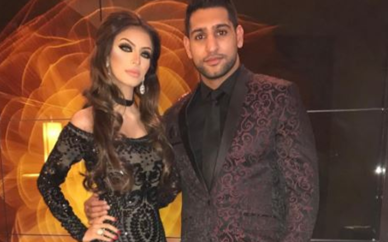 Amir Khan's wife FINALLY breaks her silence about their marriage