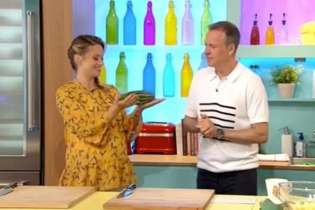Tim Lovejoy loses it on Sunday Brunch and has viewers in hysterics