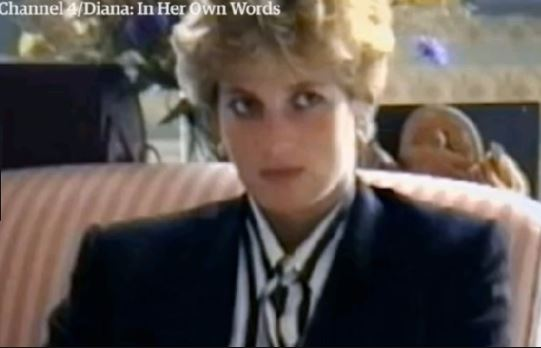 Viewers divided as Channel 4 broadcasts controversial film Diana In Her Own Words
