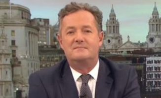 GMB fans beg for Piers Morgan to return as his new replacement begins