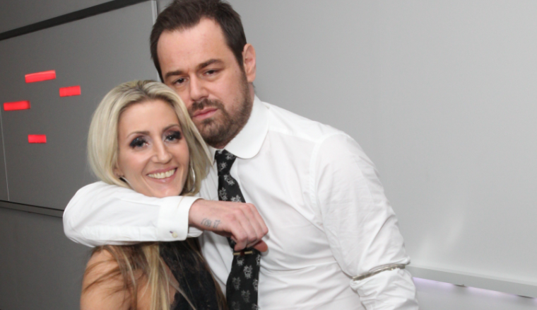Danny Dyer in marriage mystery after wife Joanne flashes jewellery on shopping trip