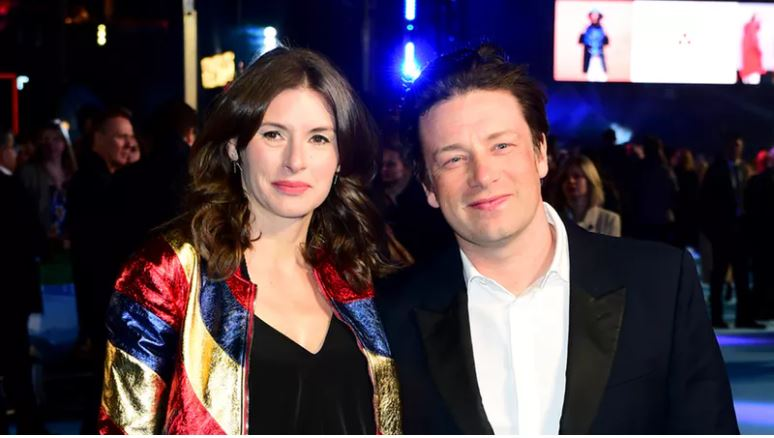 Jamie Oliver shares adorable snap of little son and wife to celebrate his first birthday