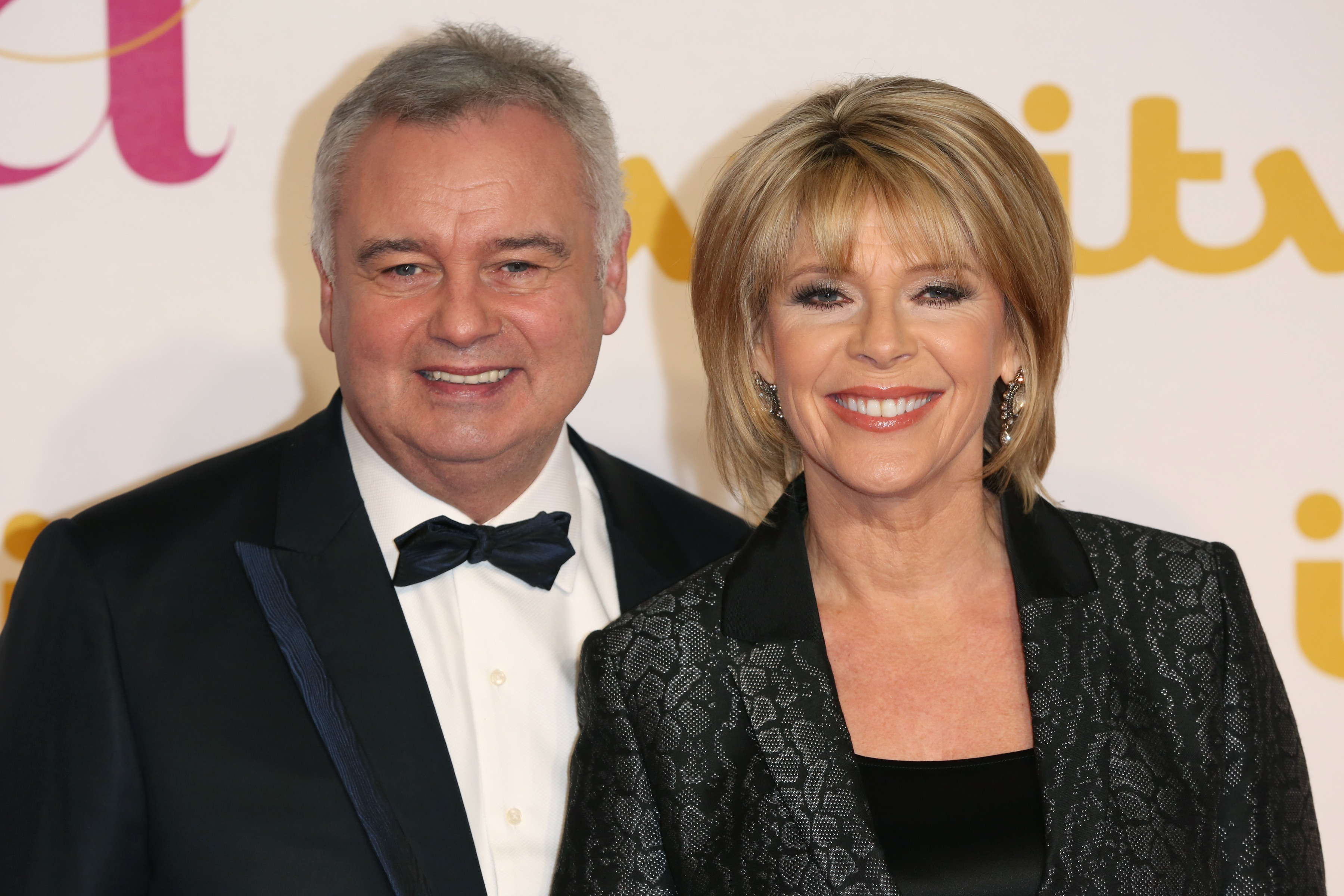 Ruth Langsford talks about keeping her relationship with Eamonn Holmes a SECRET