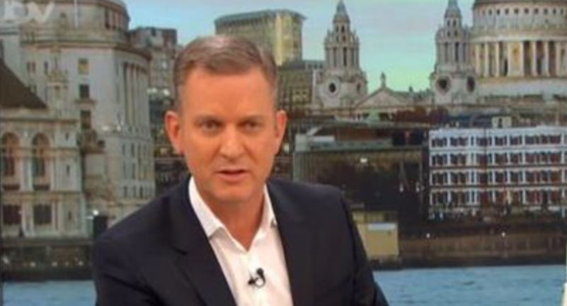 Jeremy Kyle was SNOGGED by a giant hedgehog on GMB today and it was everything