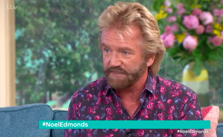Noel Edmonds shocks with controversial theory about DEATH
