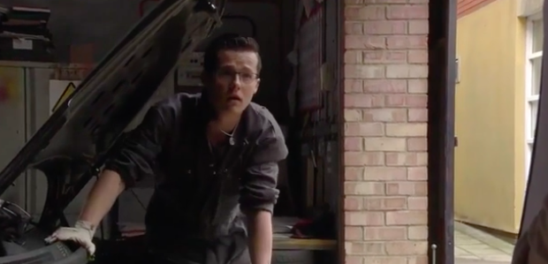 EastEnders fans have sniffed out romance for Ben Mitchell and new Walford hunk