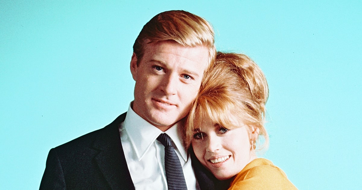 Robert Redford And Jane Fonda Cozy Up In Brand New Movie Clip