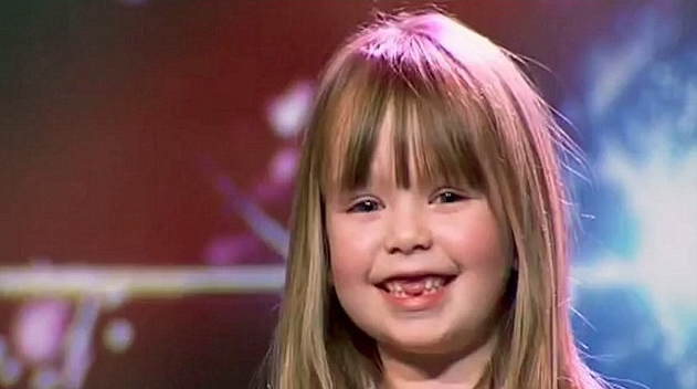 Britain's Got Talent child star Connie Talbot is all grown up in new pic
