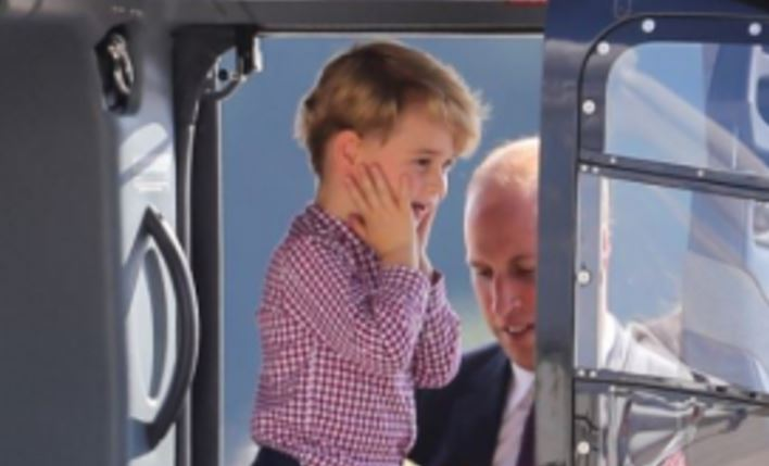 "Magazine forced to defend itself over Prince George ""gay icon"" article"