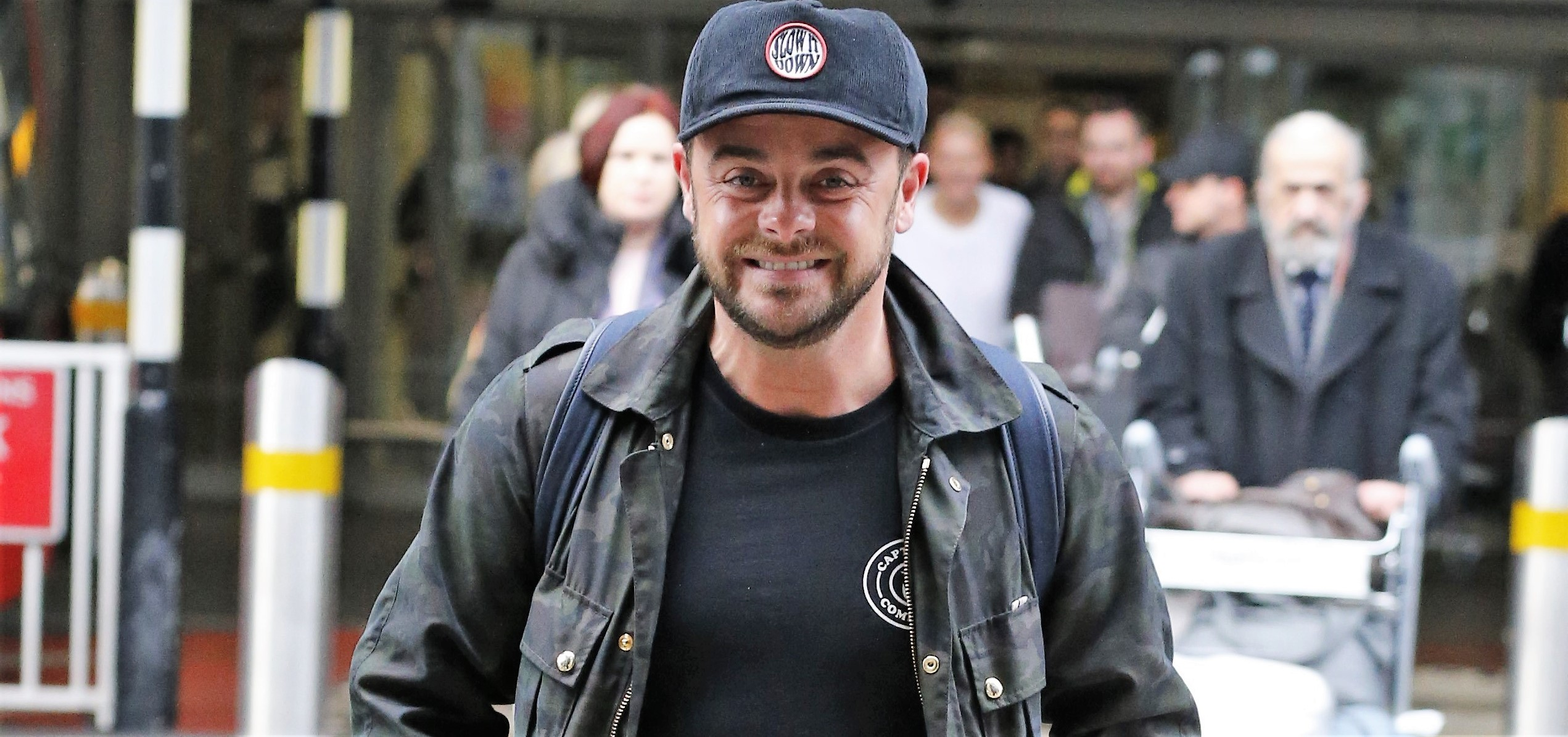 Ant McPartlin 'takes holiday' as I'm A Celeb launches