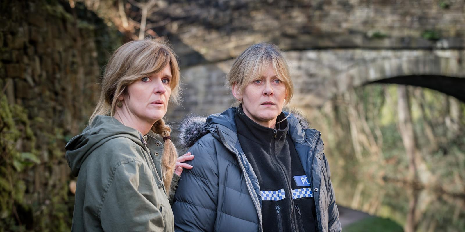 Happy Valley writer says series three is 'not on the back burner'