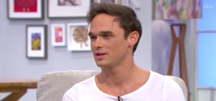 """Gareth Gates called """"inspirational"""" by Lorraine viewers after emotional interview"""